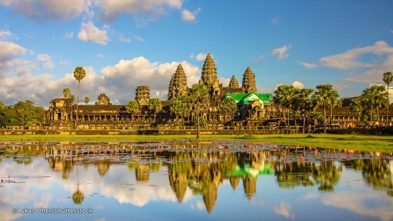 Wietnam i Kambodża