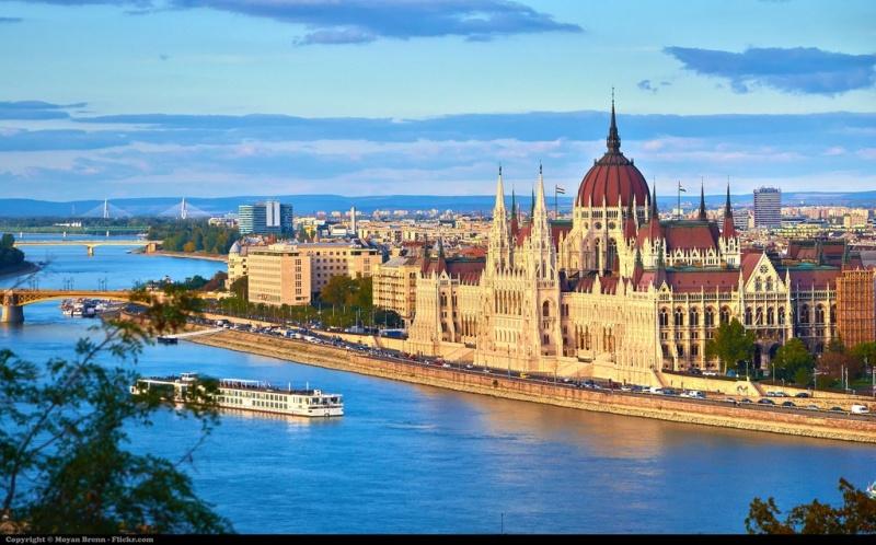 Budapeszt i Szentendre